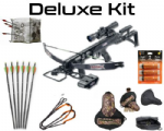 Armex Scorpion Black  Crossbow Deluxe Package WORTH £222.92